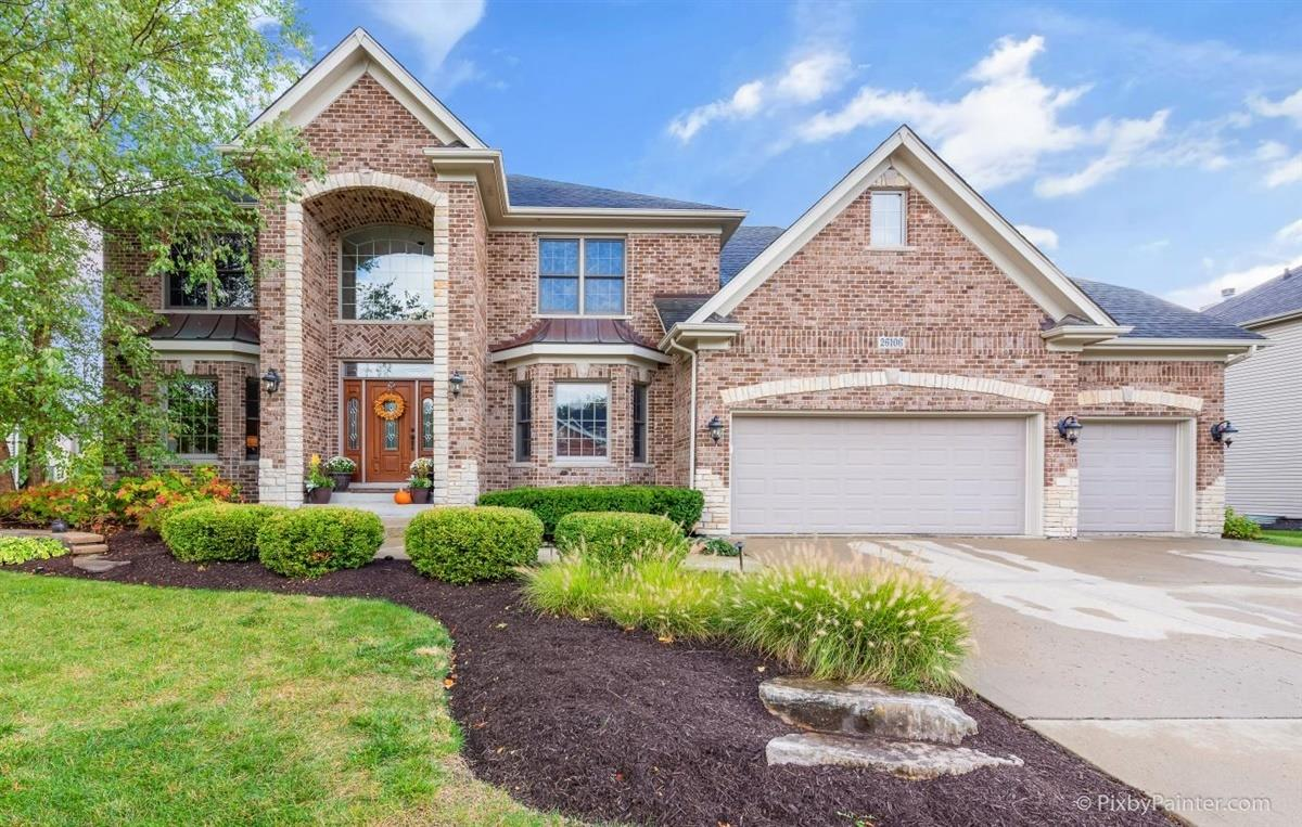 26106 Whispering Woods Circle, Plainfield, IL 60585 - #: 10825318
