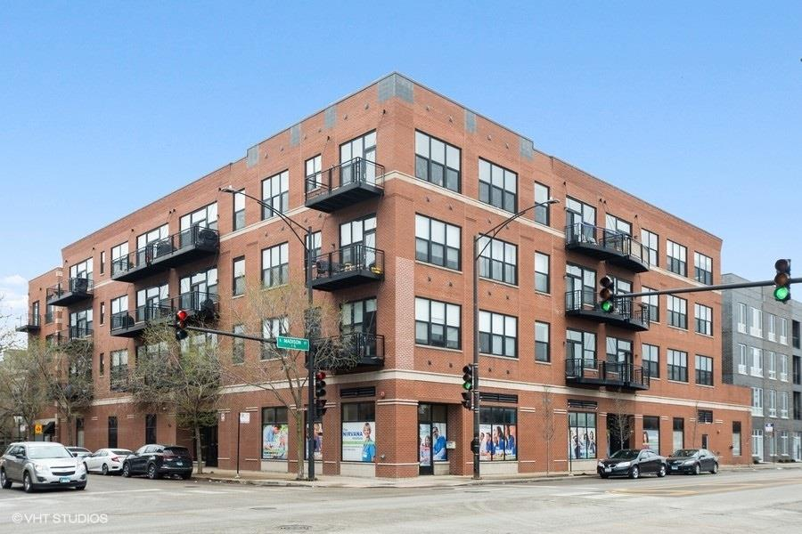 2 S LEAVITT Street #203, Chicago, IL 60612 - #: 11050319