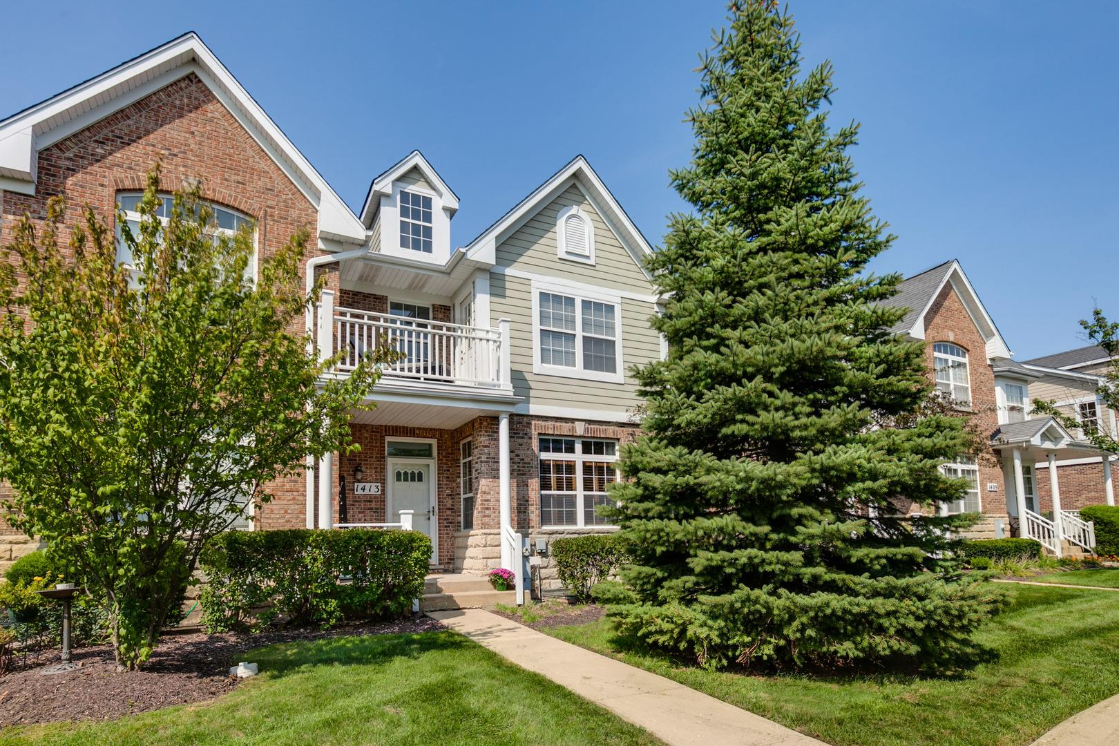 1413 Brownstone Place, Schaumburg, IL 60193 - #: 10879320