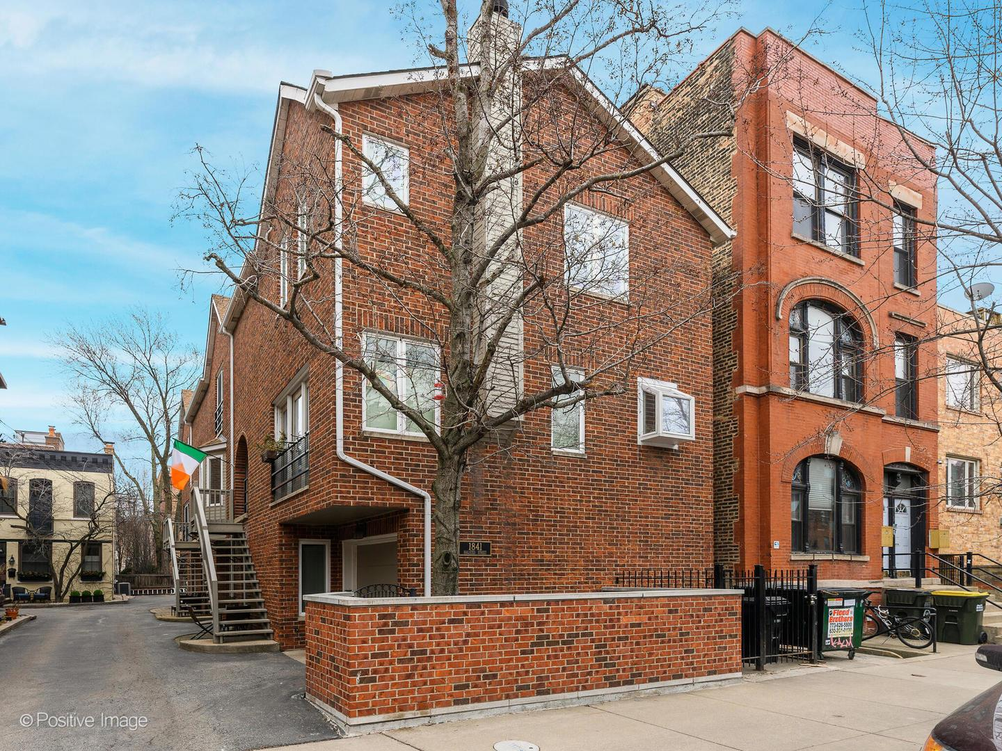 1841 N Halsted Street #C, Chicago, IL 60614 - #: 11054320
