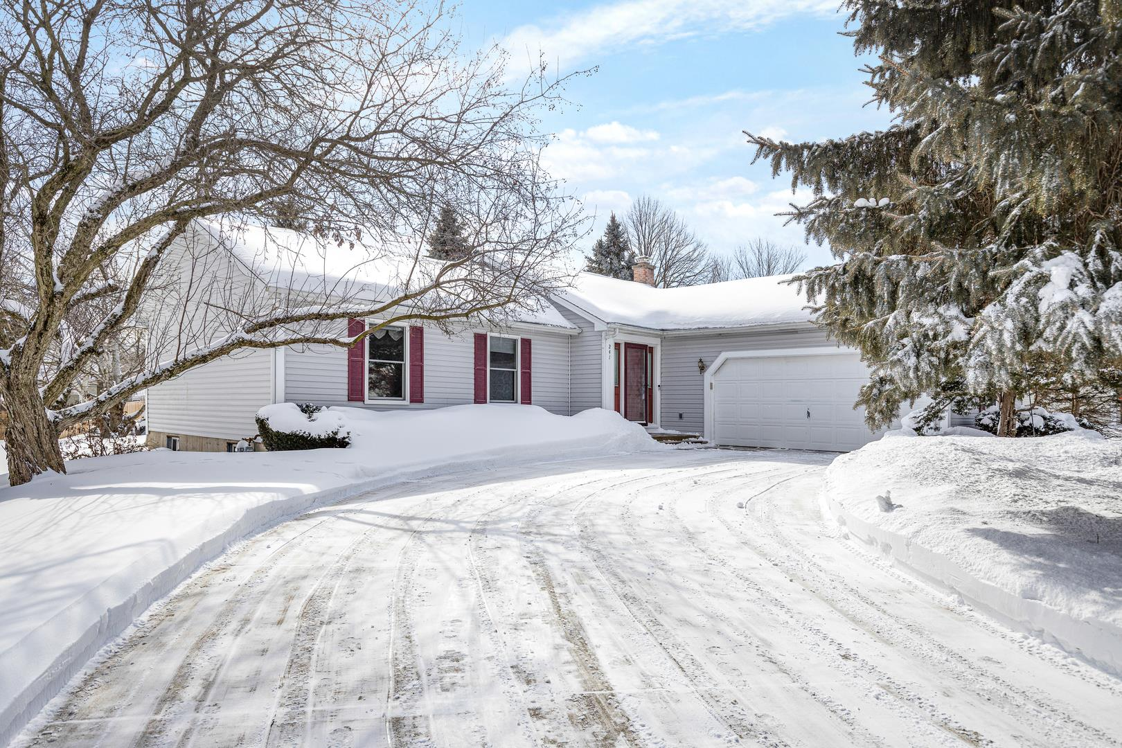 241 Valley Forge Avenue, South Elgin, IL 60177 - #: 11007322