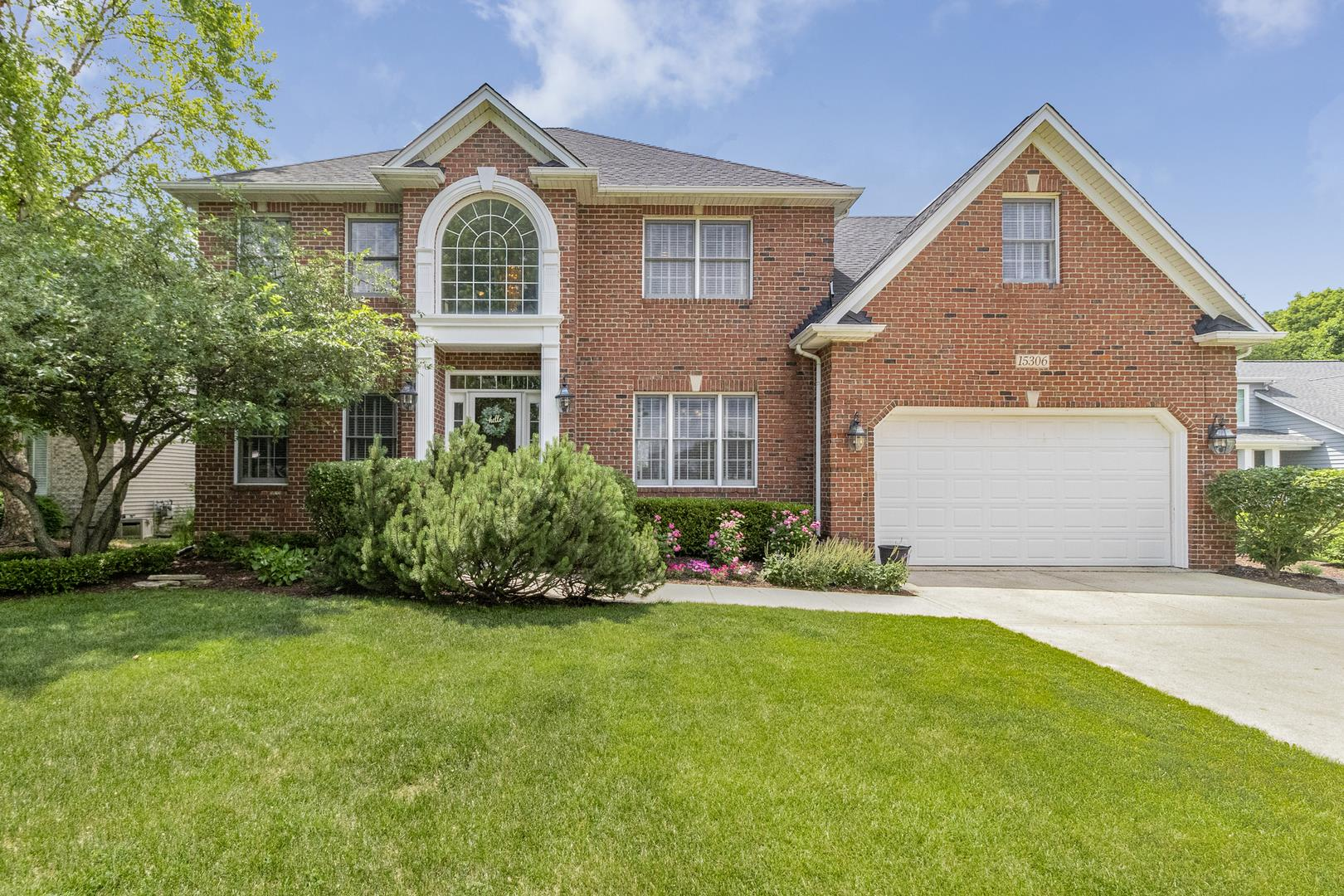 15306 Lincolnway Circle, Plainfield, IL 60544 - #: 11179322