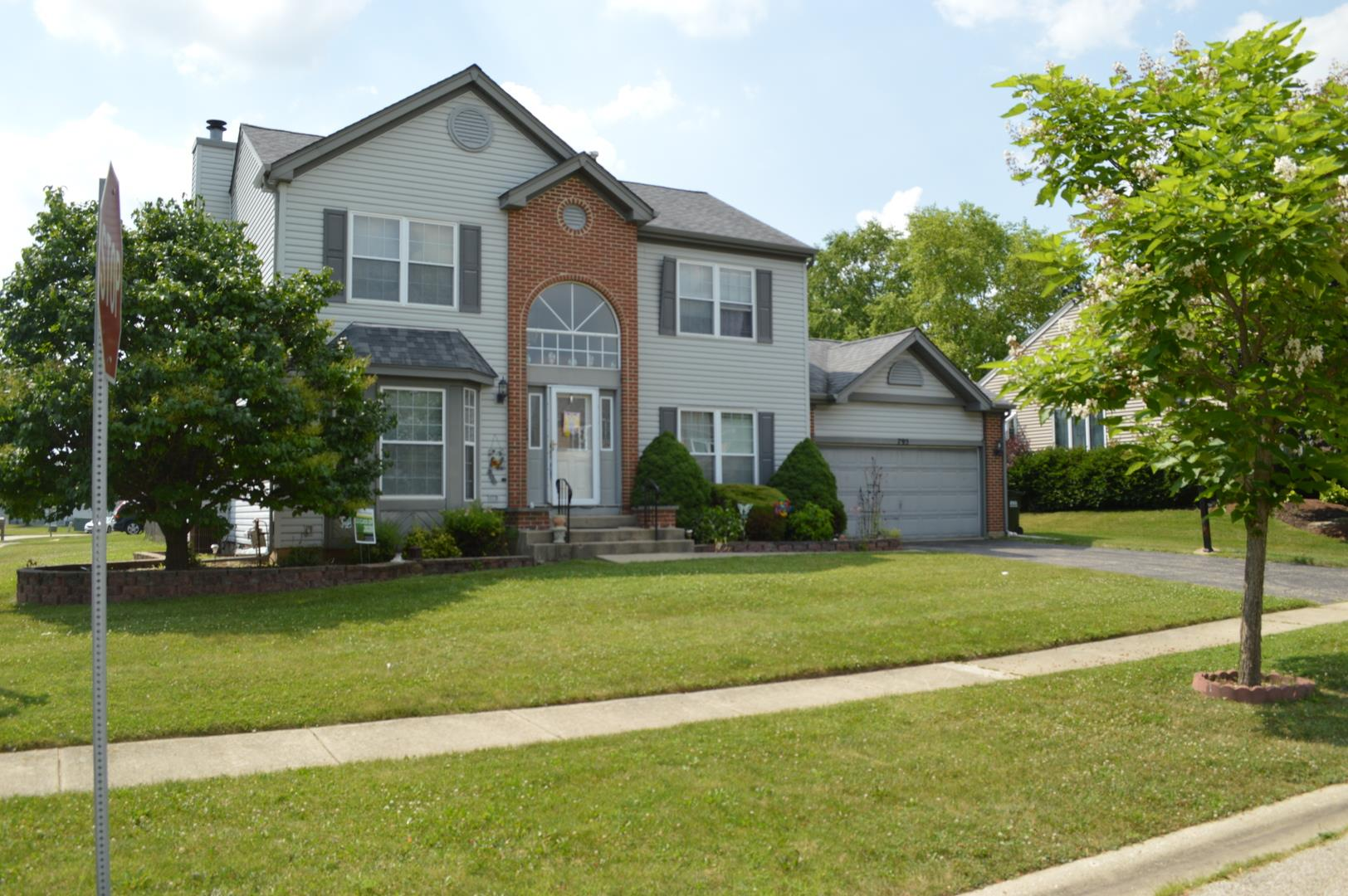 795 PEACHTREE Court, Lake in the Hills, IL 60156 - #: 10764323