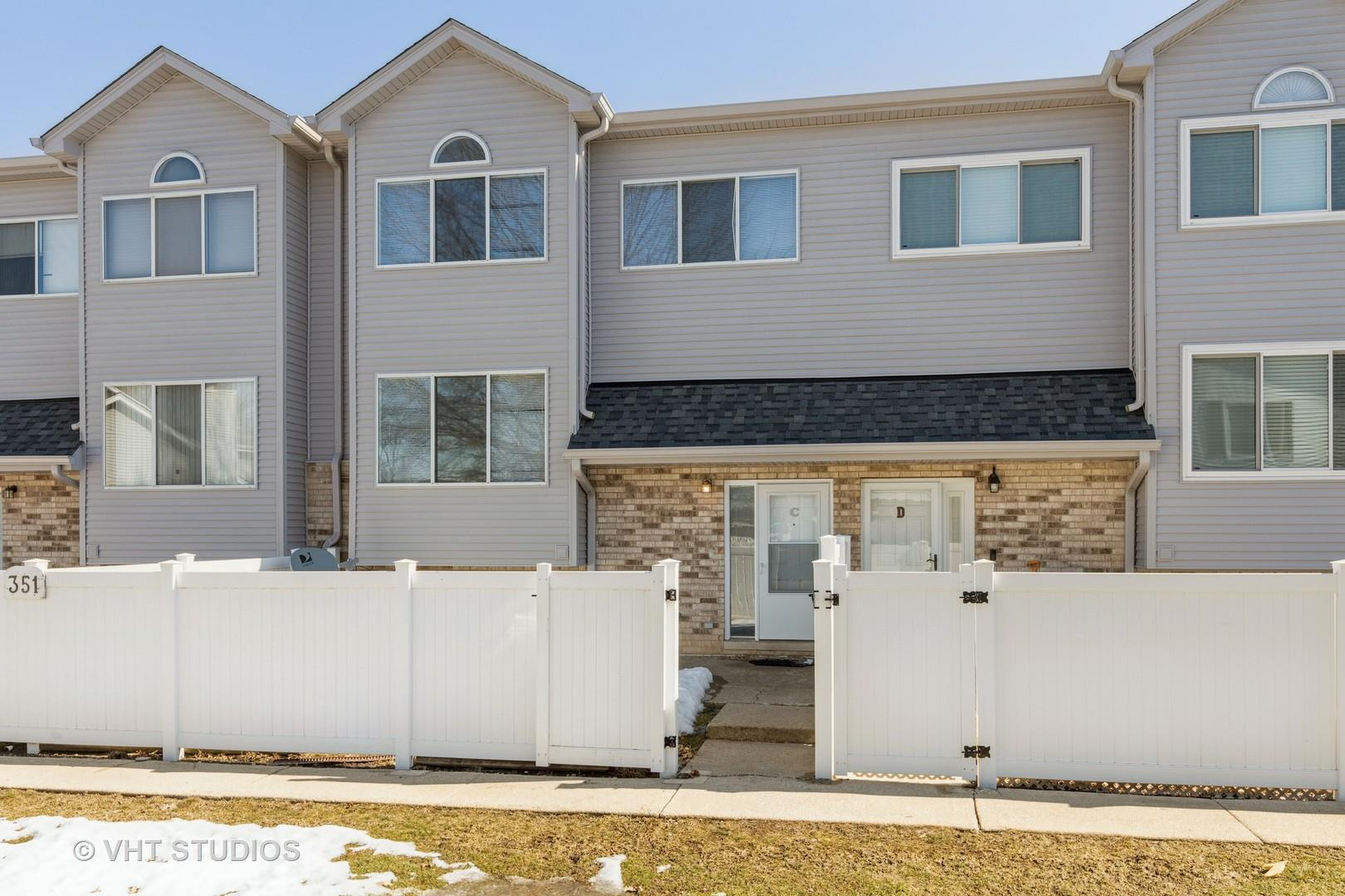 351 PARK RIDGE Lane #C, Aurora, IL 60504 - #: 10819323