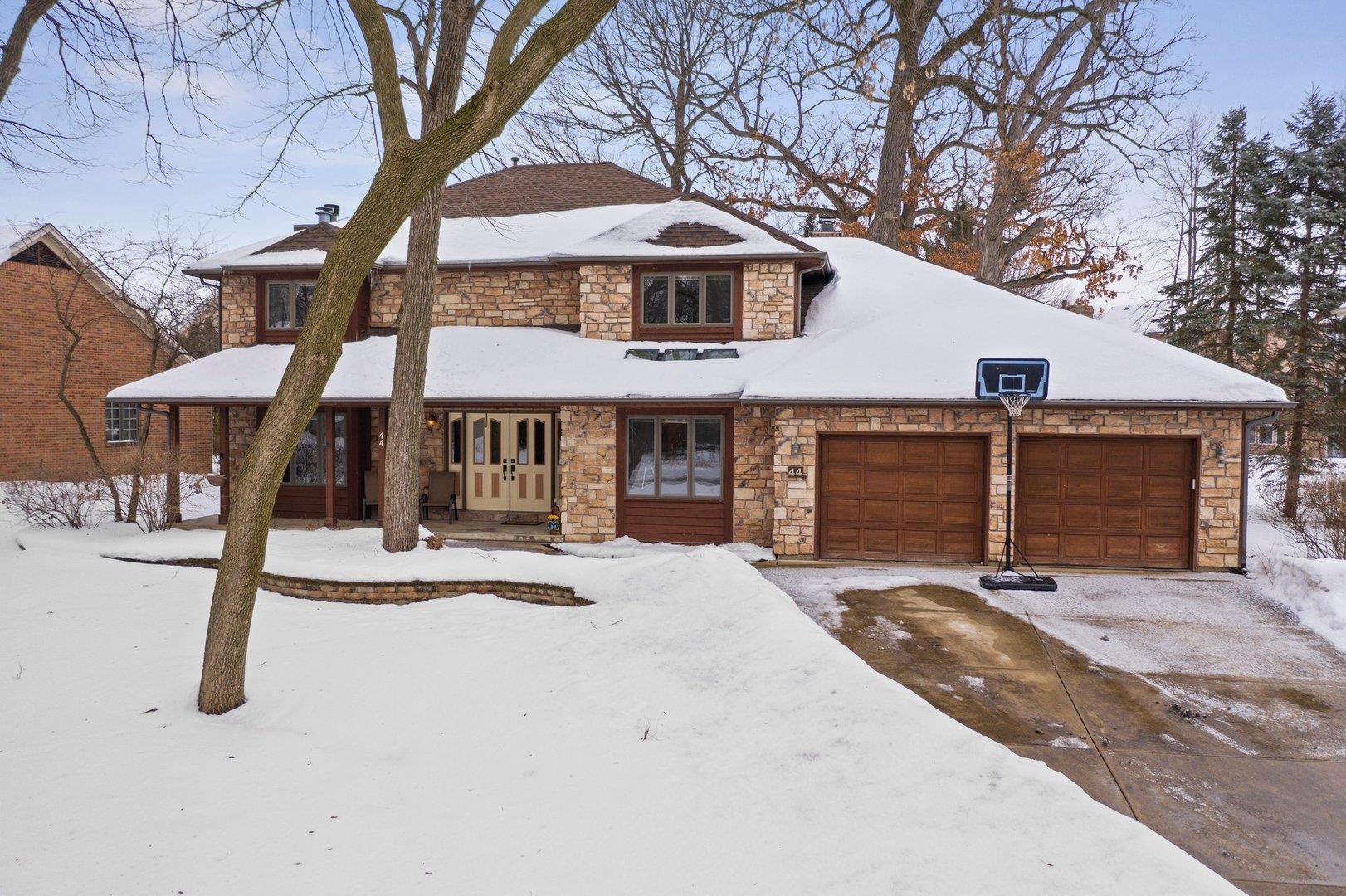 44 Walnut Circle, Sugar Grove, IL 60554 - #: 11002323
