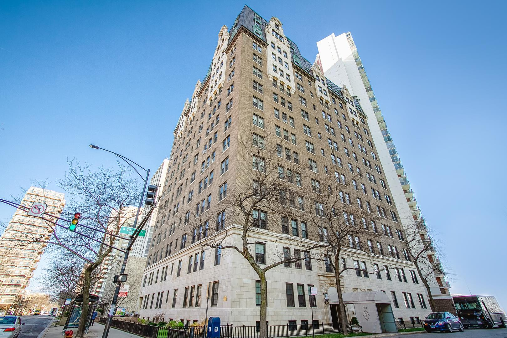 6101 N Sheridan Road #8H, Chicago, IL 60660 - #: 11001324