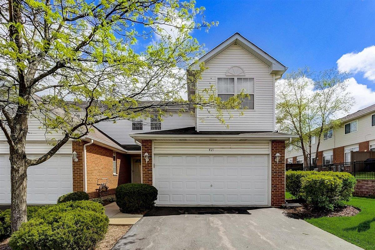 421 Coventry Circle, Glendale Heights, IL 60139 - #: 11077324