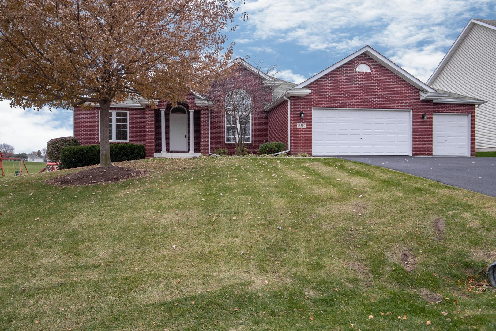 13310 Foxglove Lane, Winnebago, IL 61088 - #: 09985326