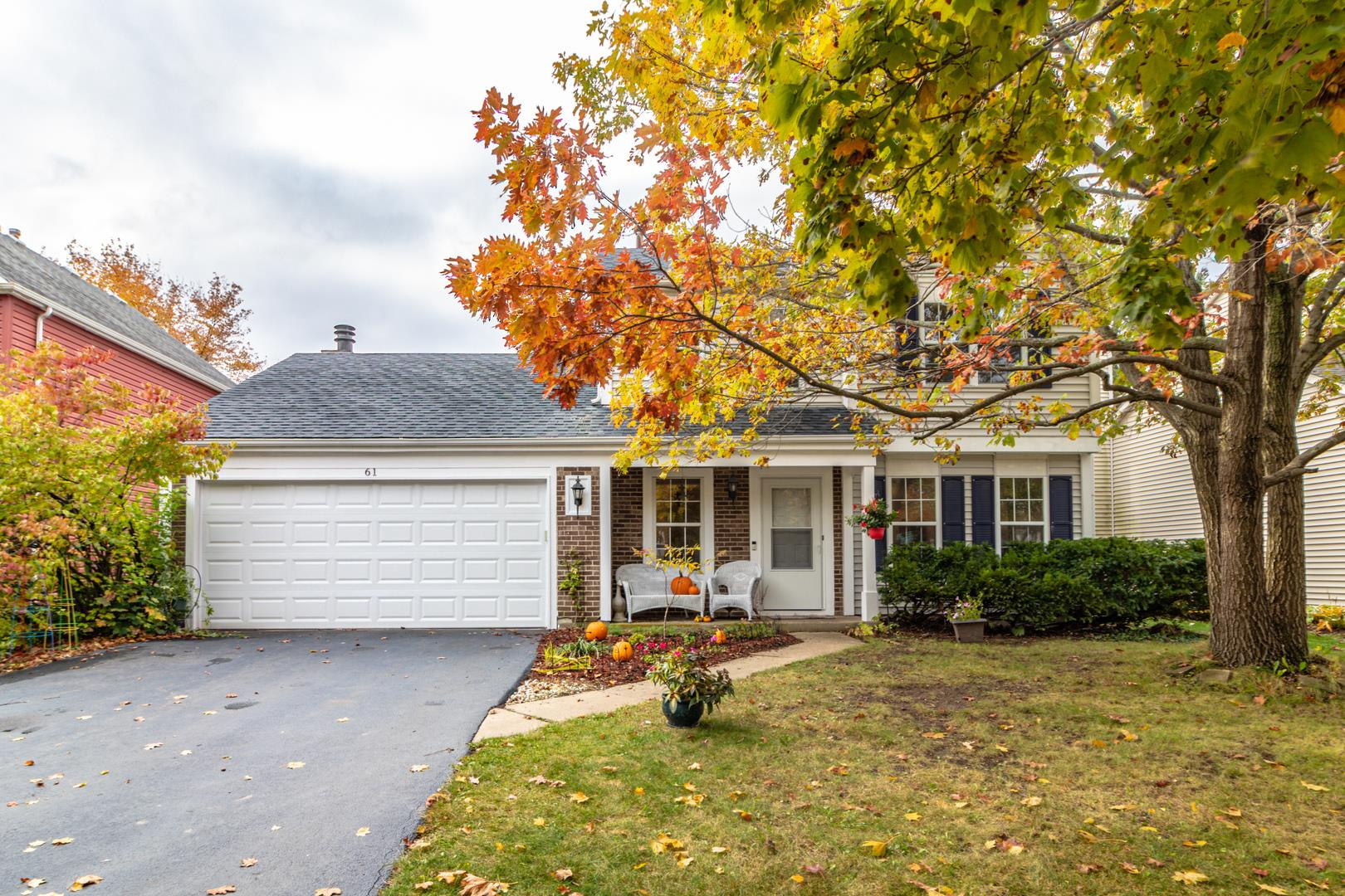 61 S Windsor Place, Mundelein, IL 60060 - #: 10914327