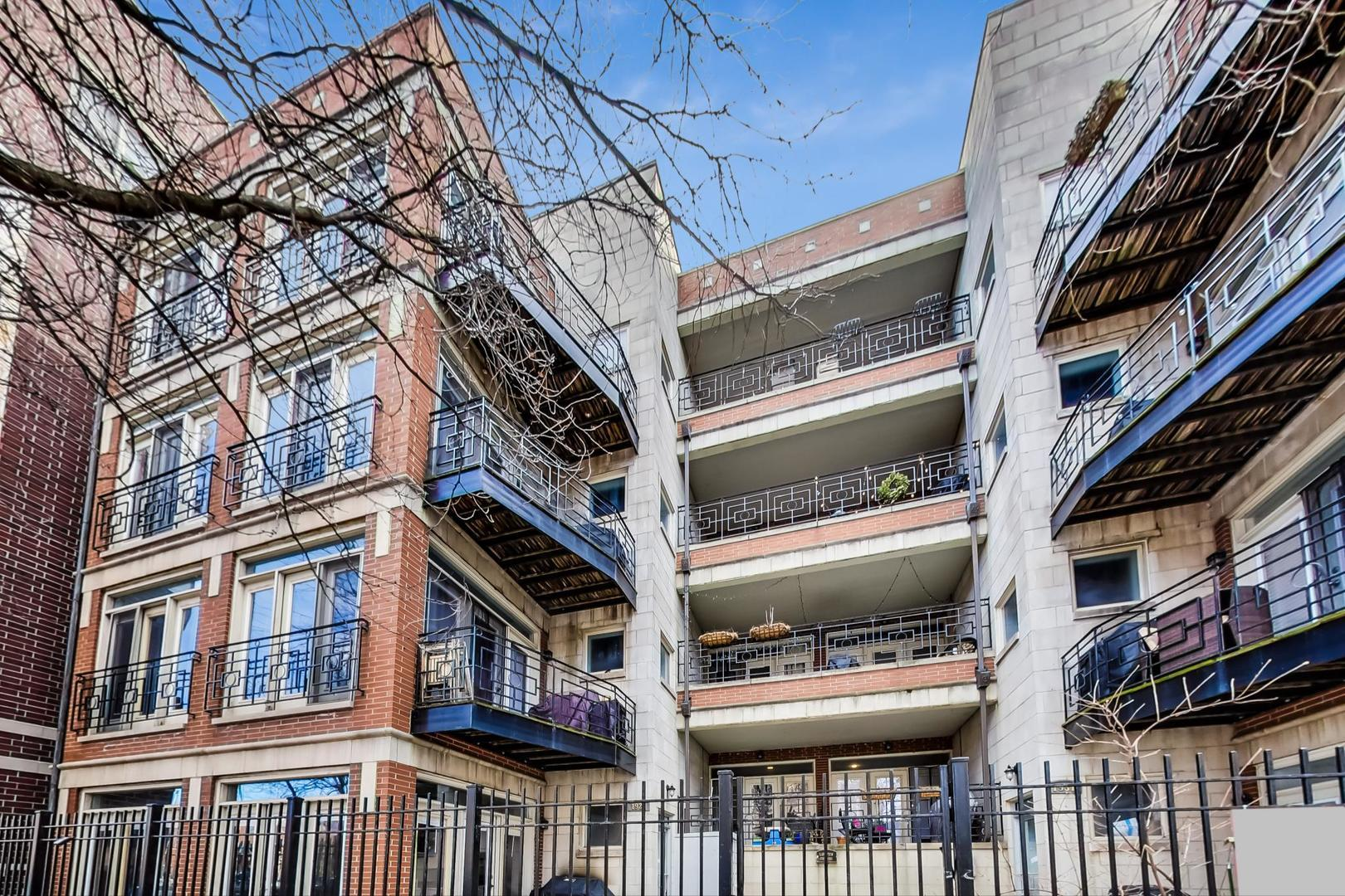 1927 W Diversey Parkway #1A, Chicago, IL 60614 - #: 11009327