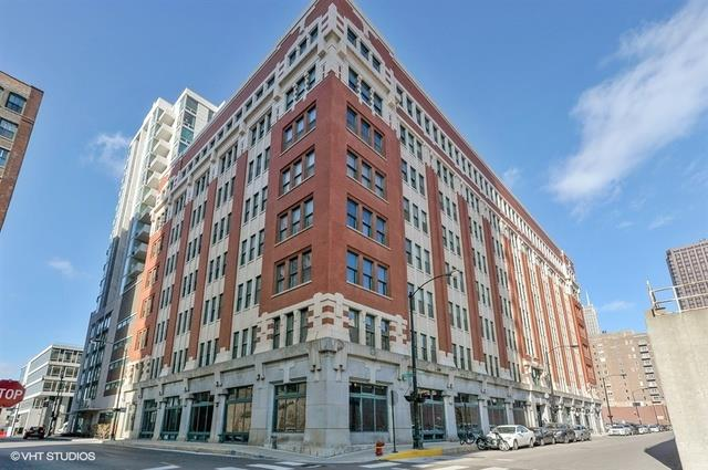 732 S Financial Place #404, Chicago, IL 60605 - #: 11045327
