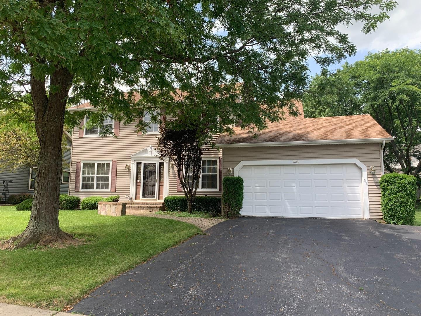 332 Wooded Knoll Drive, Cary, IL 60013 - #: 10775328