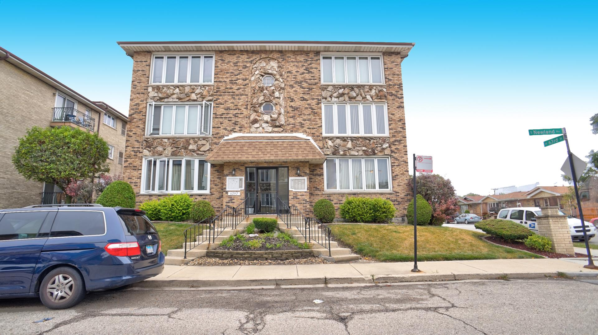 6257 S Newland Avenue #1N, Chicago, IL 60638 - #: 10855328