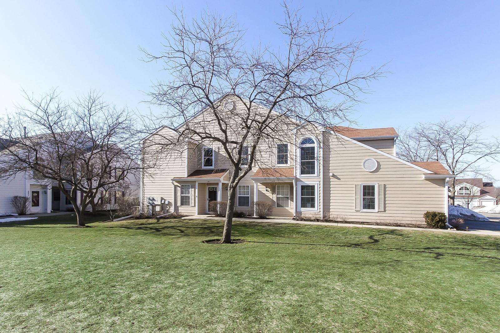 4 Hoover Court #B, Streamwood, IL 60107 - #: 10989328