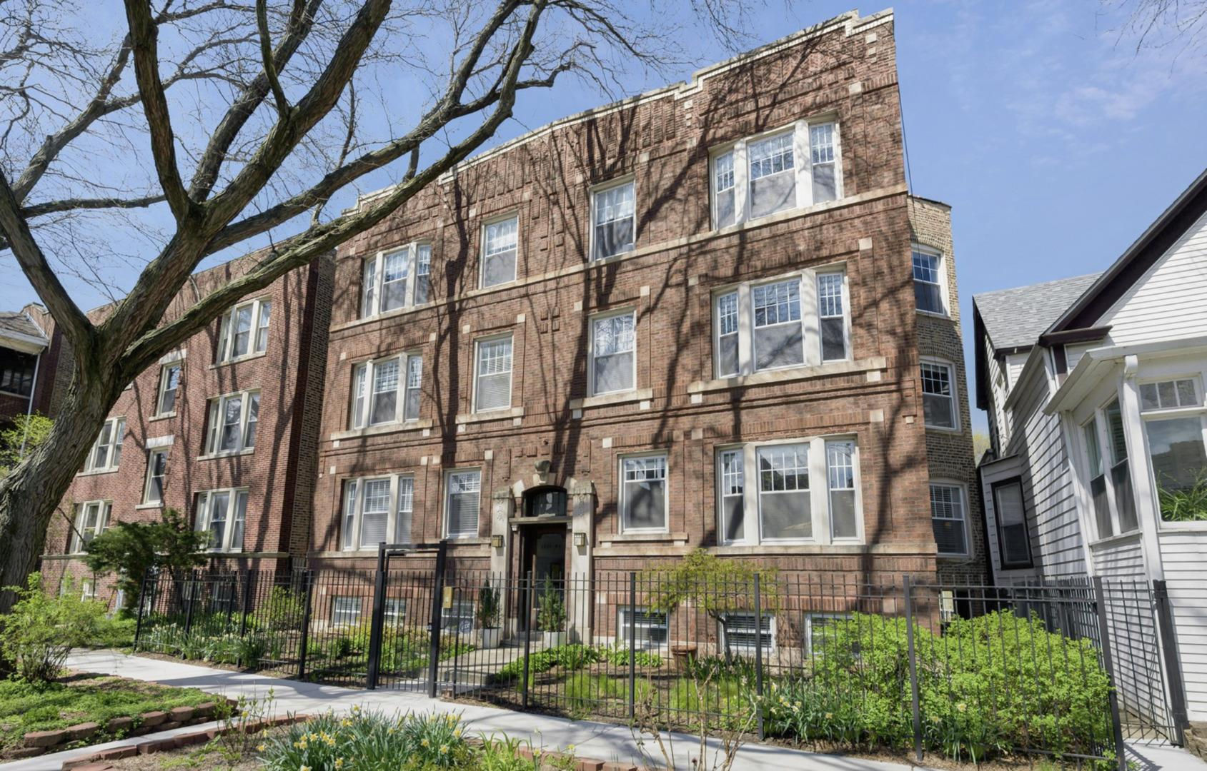 1434 W Hollywood Avenue #1, Chicago, IL 60660 - #: 11058329