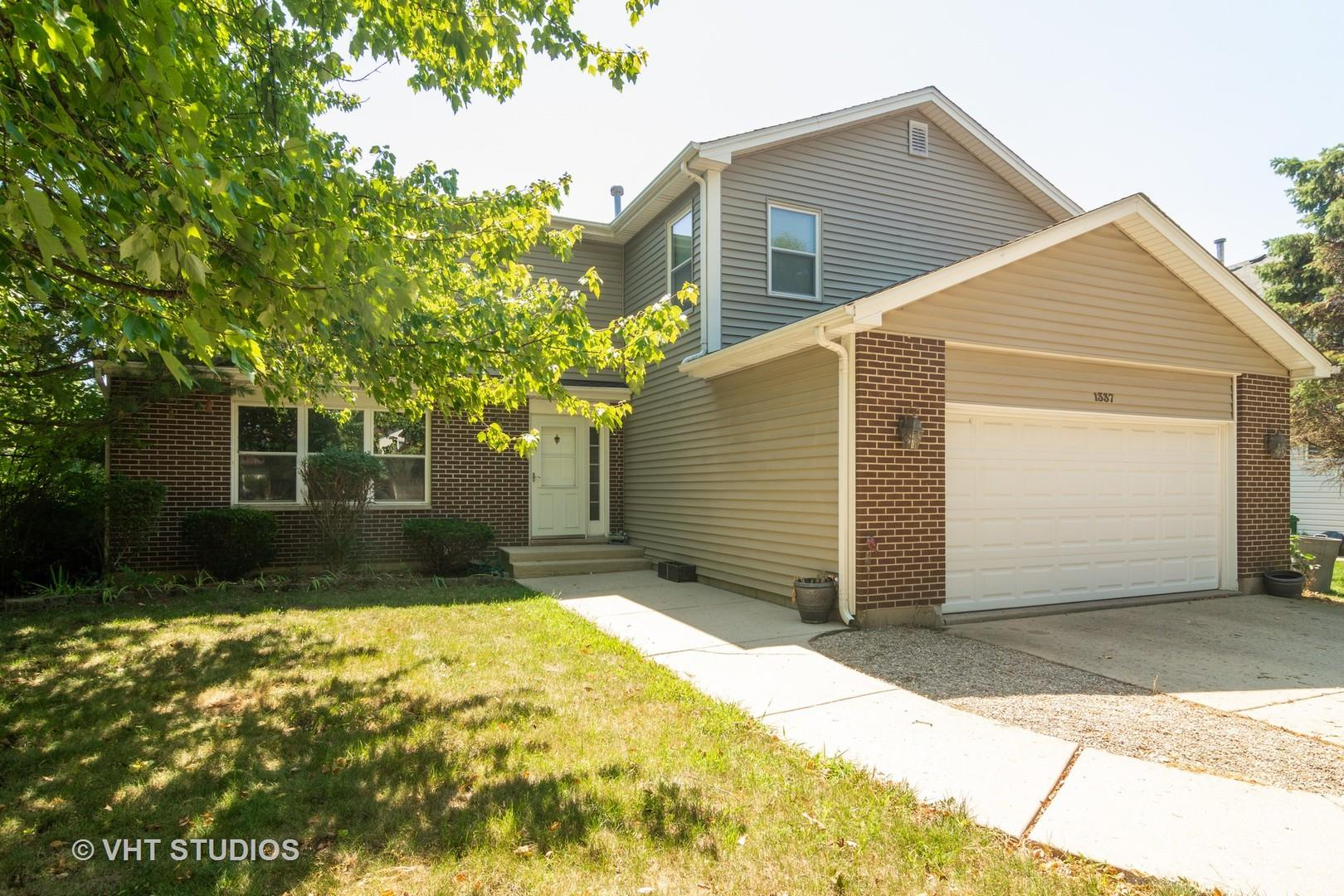 1337 Rose Boulevard, Buffalo Grove, IL 60089 - #: 10822330