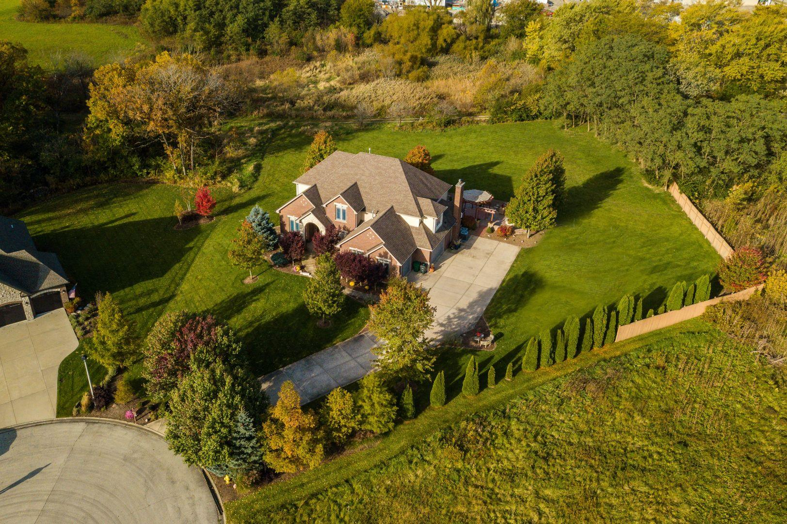 13340 W Valley View Drive, Homer Glen, IL 60491 - #: 10718333