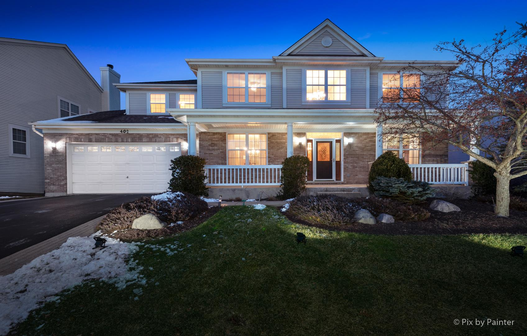 402 Wentworth Circle, Cary, IL 60013 - #: 10614334