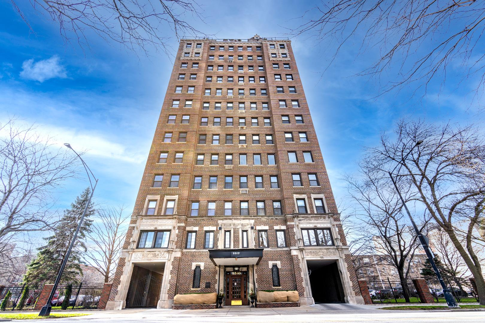 5510 N Sheridan Road #10A, Chicago, IL 60640 - #: 10947334