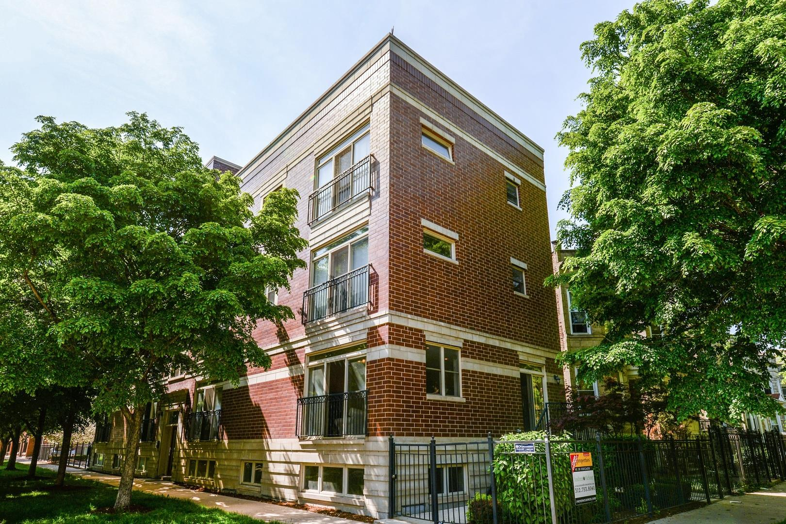 1902 N SPAULDING Avenue #1E, Chicago, IL 60647 - #: 10726337