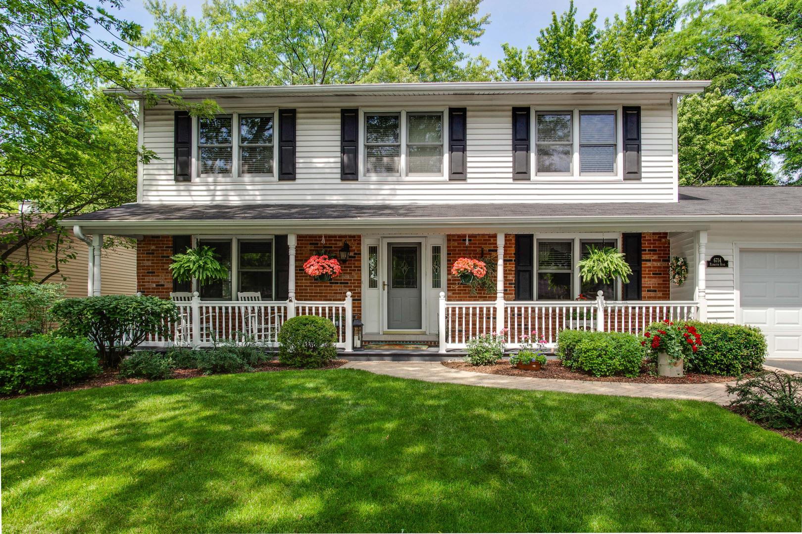 6714 Plymouth Road, Downers Grove, IL 60516 - #: 10853337