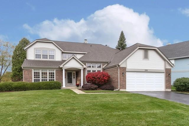 399 Wildberry Lane, Bartlett, IL 60103 - #: 10920337