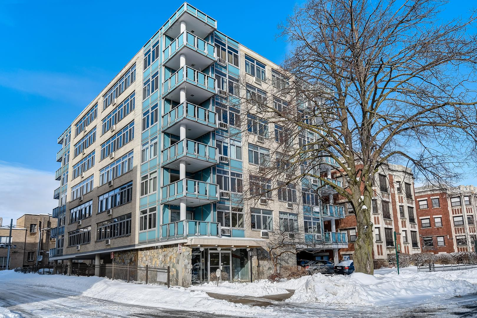 169 N Grove Avenue #2D, Oak Park, IL 60301 - #: 10985338