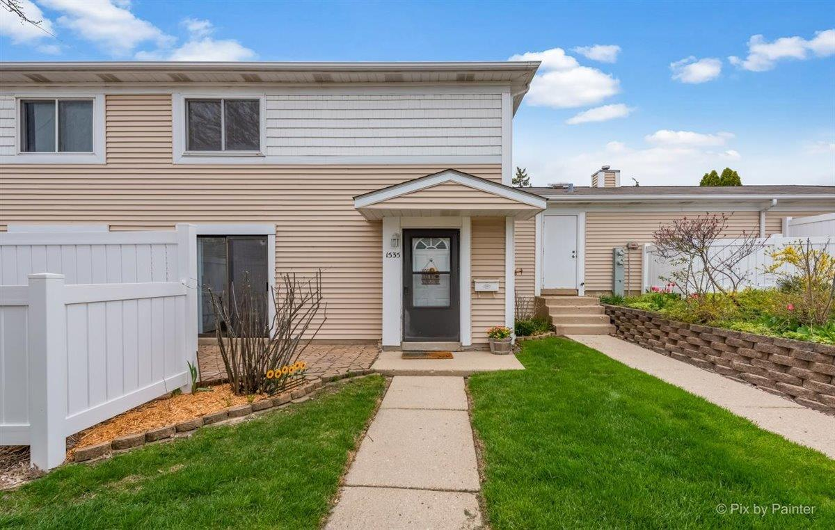1535 CORNELL Place #1535, Hoffman Estates, IL 60169 - #: 11061339