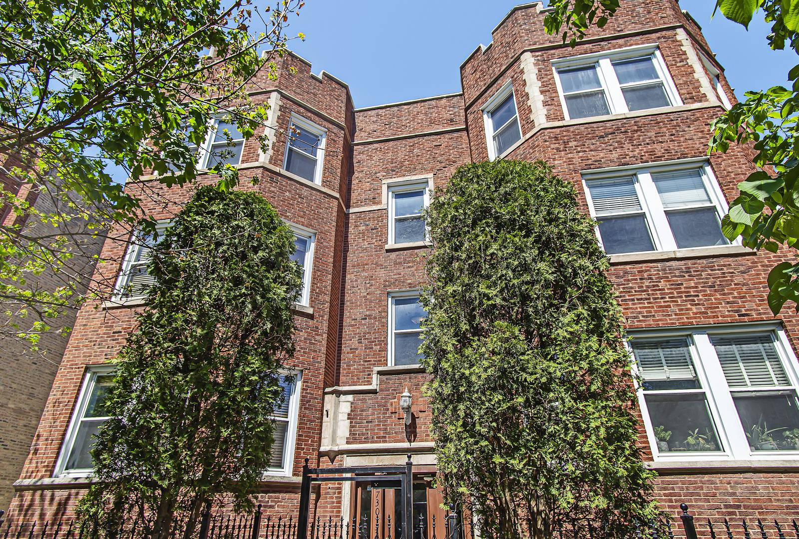 2730 N Sawyer Avenue #3S, Chicago, IL 60647 - #: 11078339