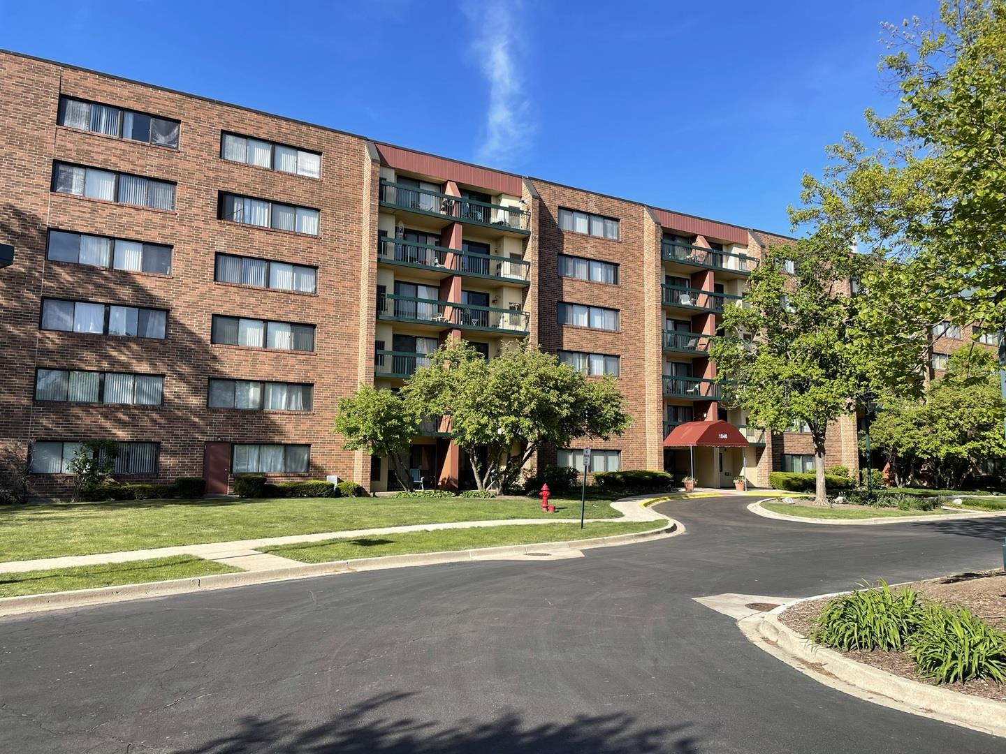 1840 Huntington Boulevard #402, Hoffman Estates, IL 60169 - #: 11087339