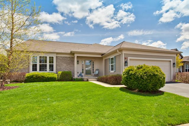 13186 Silver Birch Drive, Huntley, IL 60142 - #: 10711340