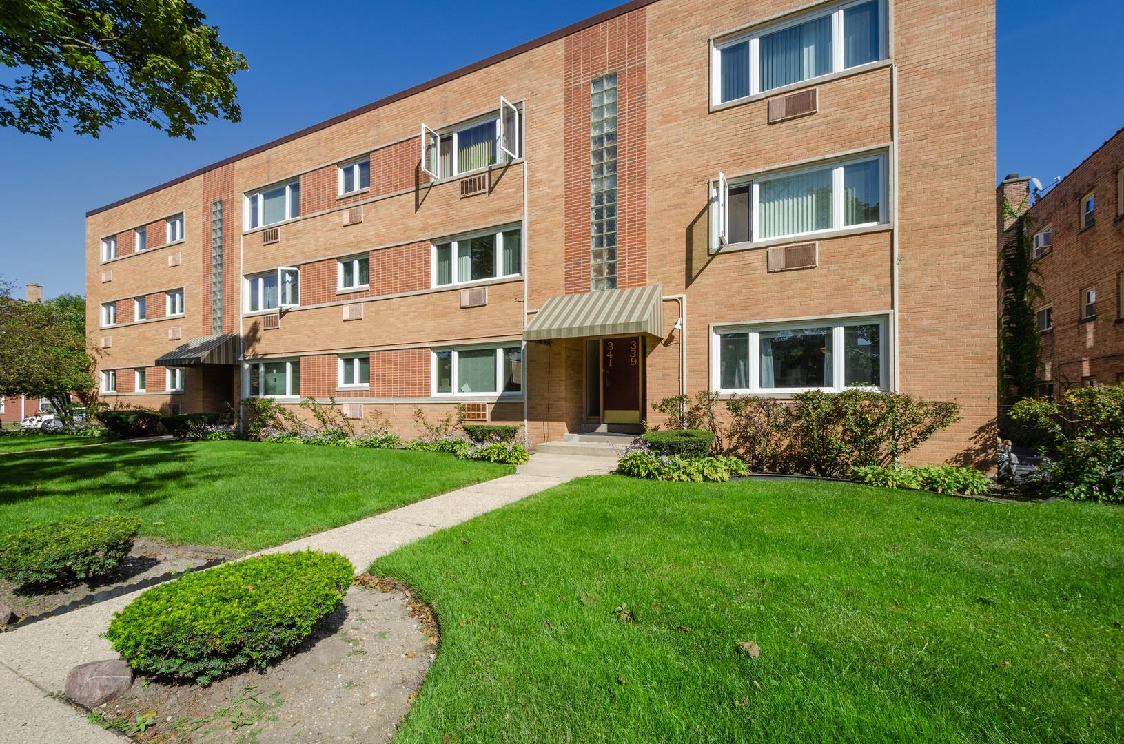 339 Custer Avenue #1, Evanston, IL 60202 - #: 10667341