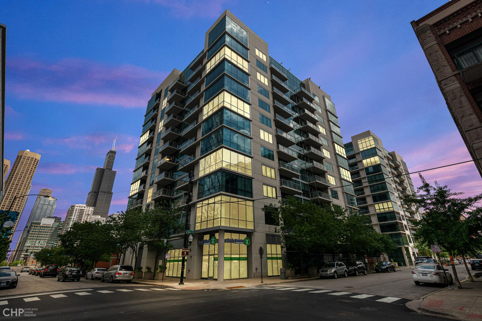 125 S Green Street #208A, Chicago, IL 60607 - MLS#: 10819341