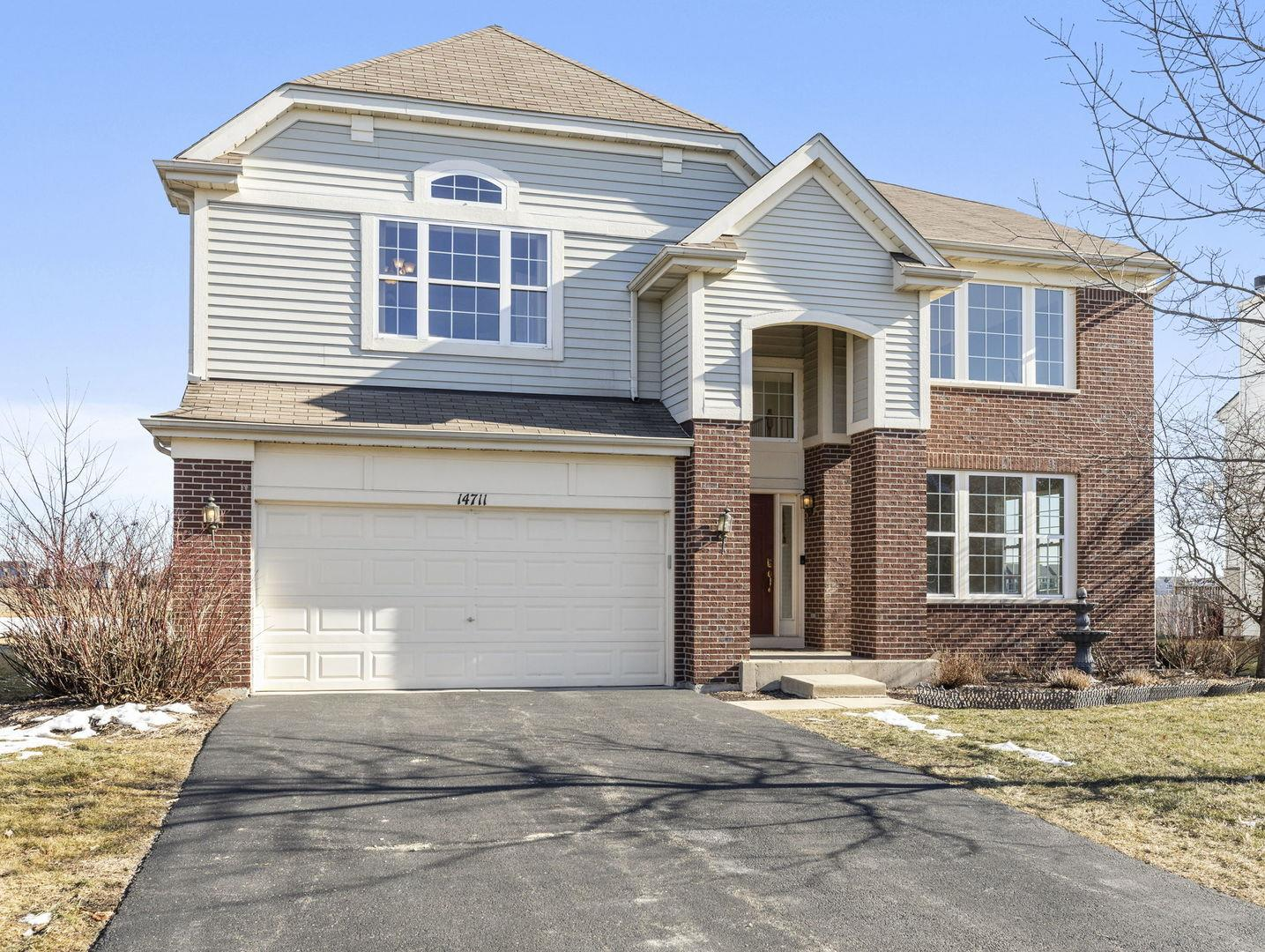 14711 Independence Drive, Plainfield, IL 60544 - #: 10980342