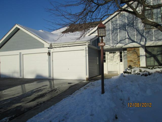 349 Sandalwood Lane #A1, Schaumburg, IL 60193 - #: 10677343