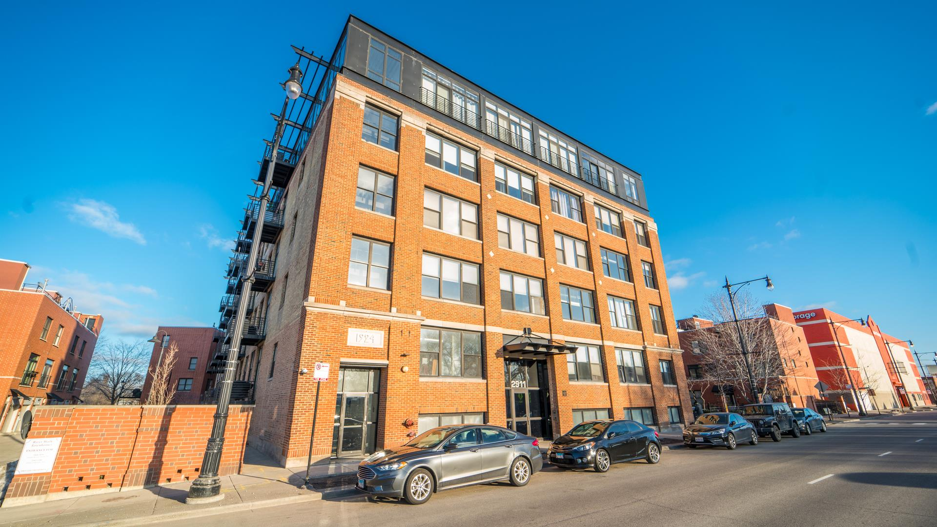 2911 N WESTERN Avenue #309, Chicago, IL 60618 - #: 11014343