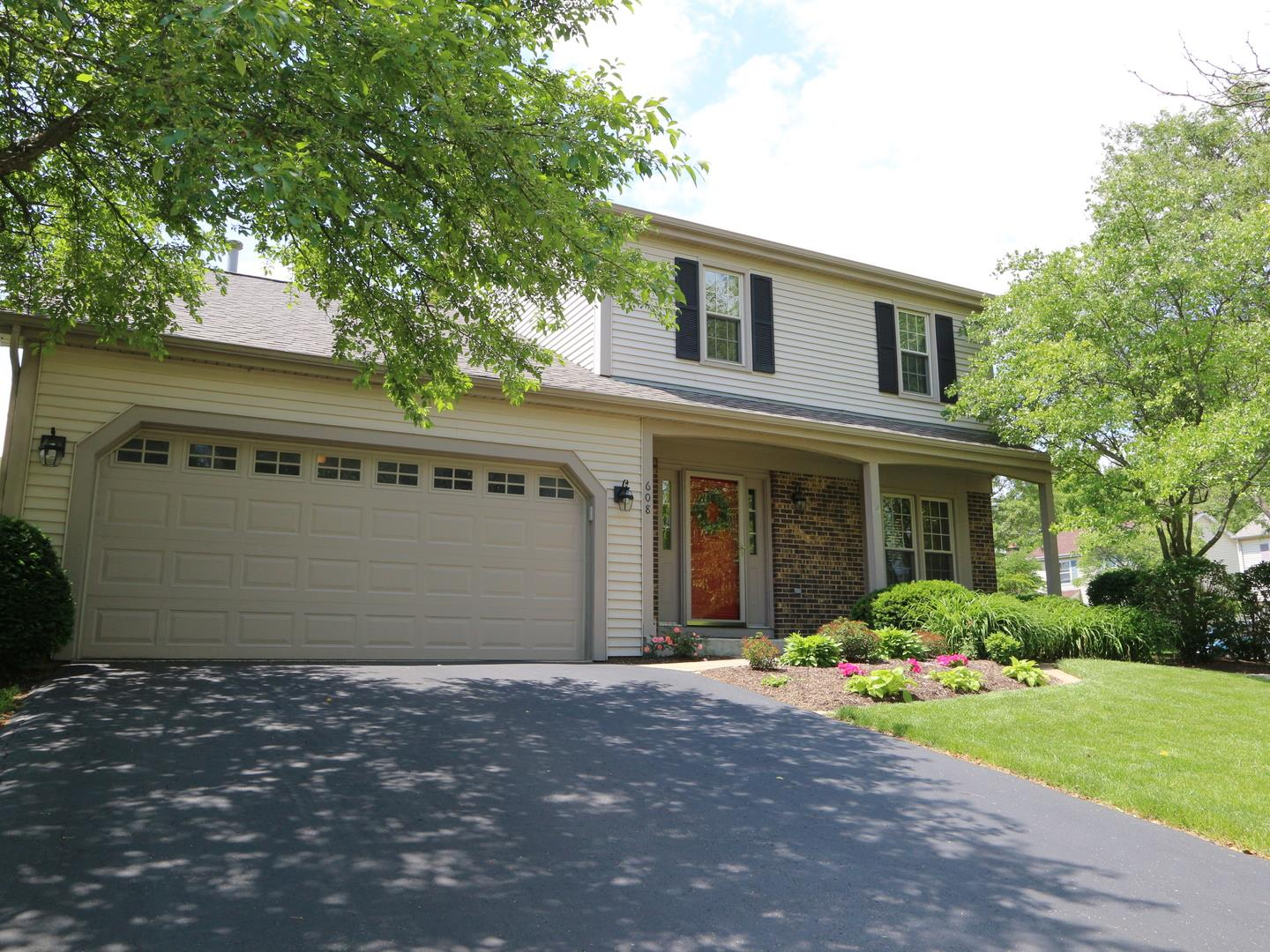 608 Thackeray Lane, Fox River Grove, IL 60021 - #: 10600345