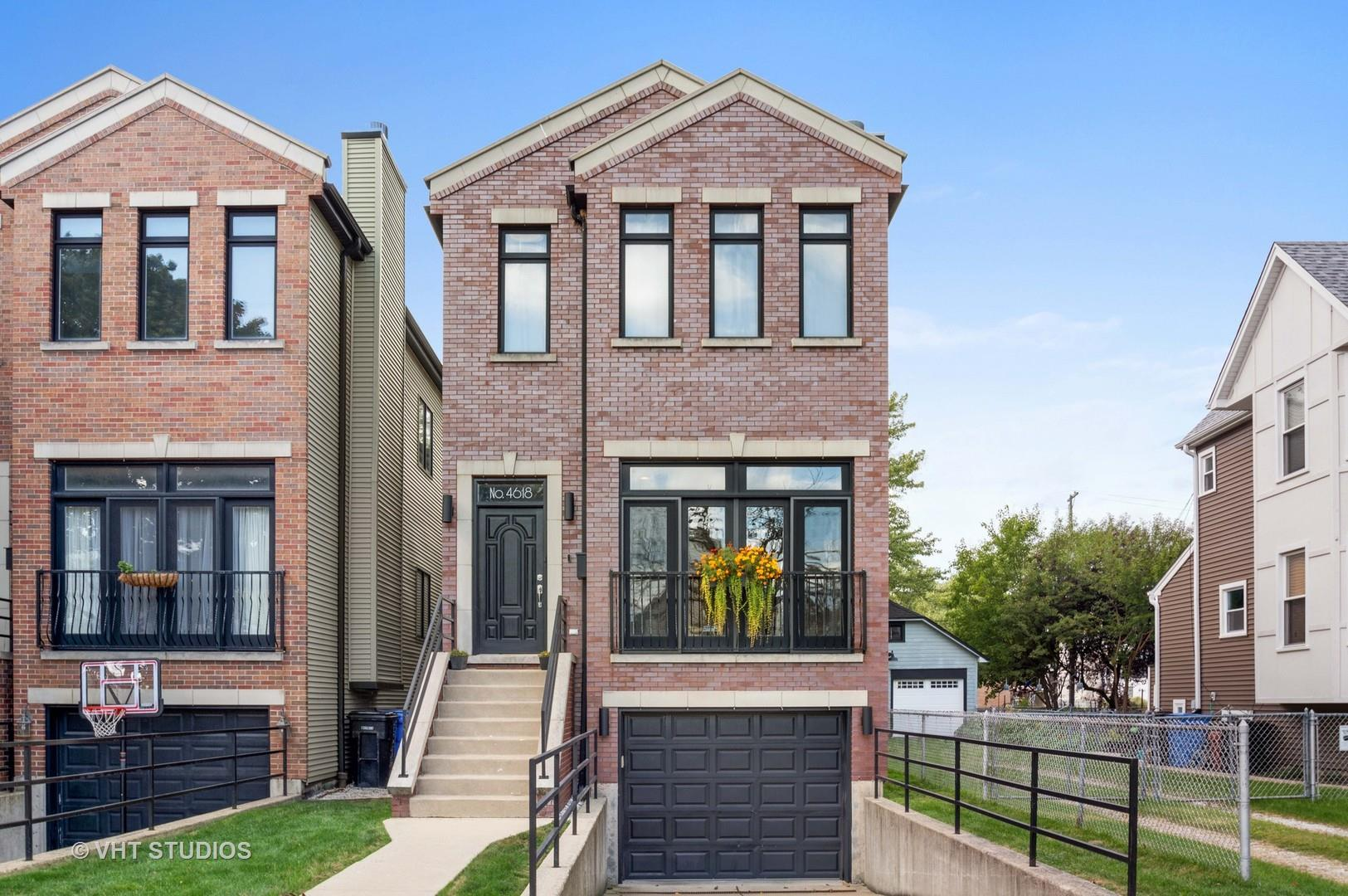 4618 N Kilbourn Avenue, Chicago, IL 60630 - #: 10890345