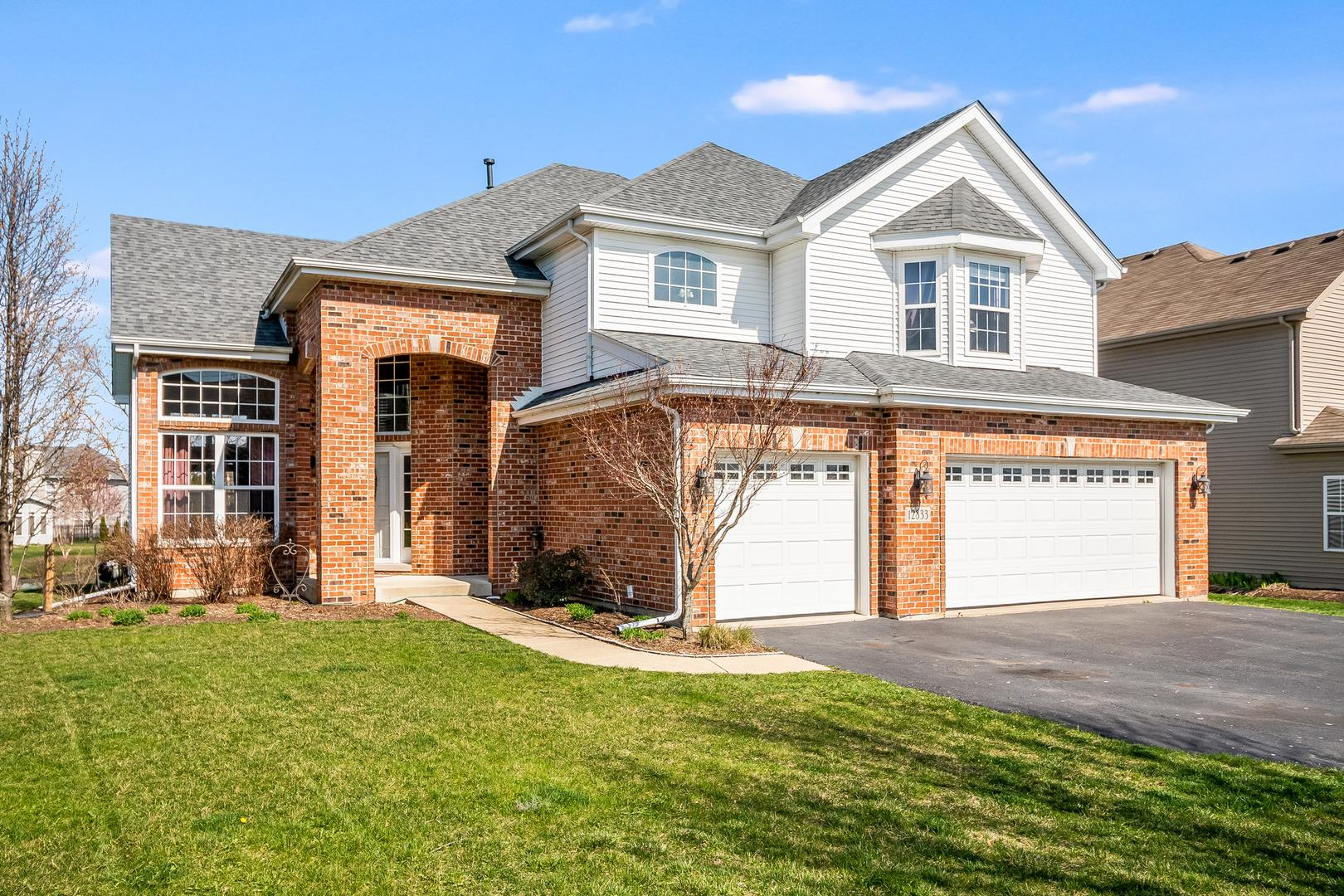 12833 TIPPERARY Lane, Plainfield, IL 60585 - #: 10692347