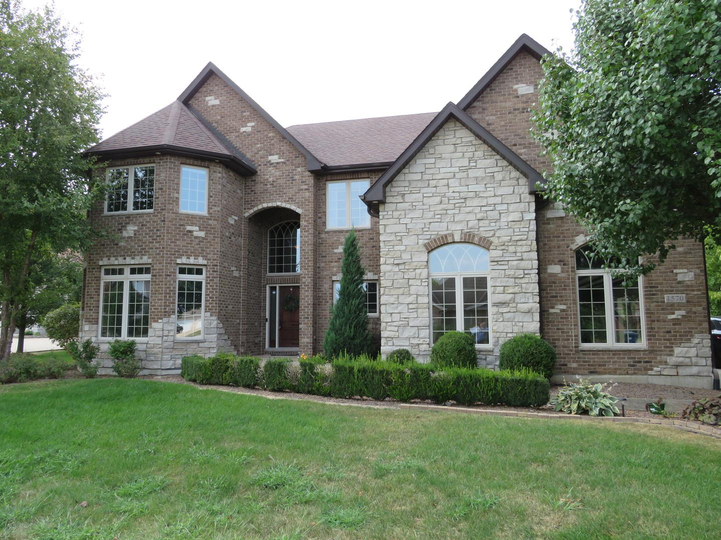 1570 Little Willow Road, Morris, IL 60450 - #: 10830347