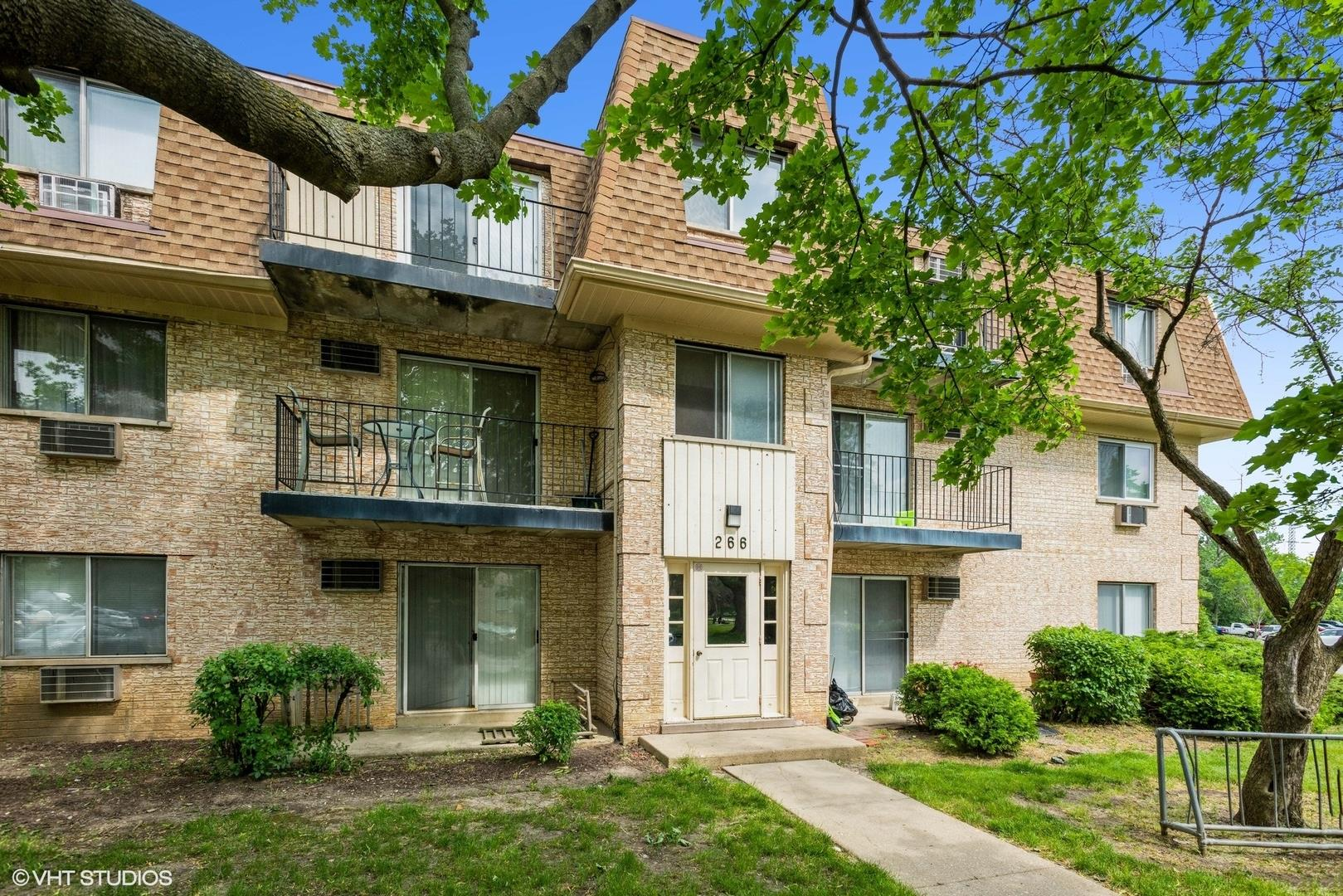 266 Shorewood Drive #2A, Glendale Heights, IL 60139 - #: 11116347