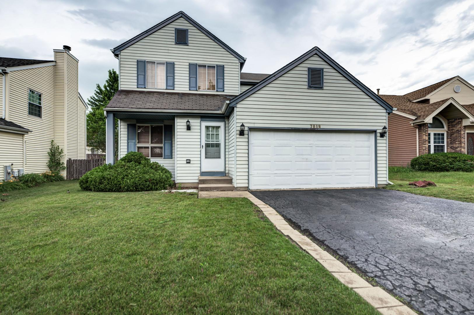 7019 Yorkshire Drive, Woodridge, IL 60517 - #: 10760349