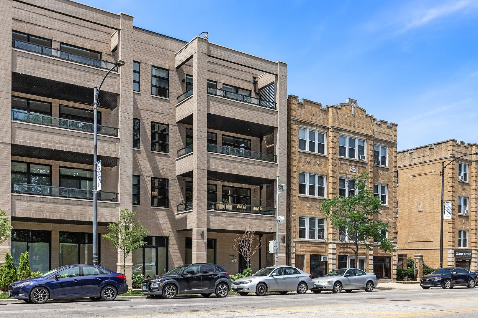 4438 N Western Avenue #2, Chicago, IL 60625 - #: 10862349
