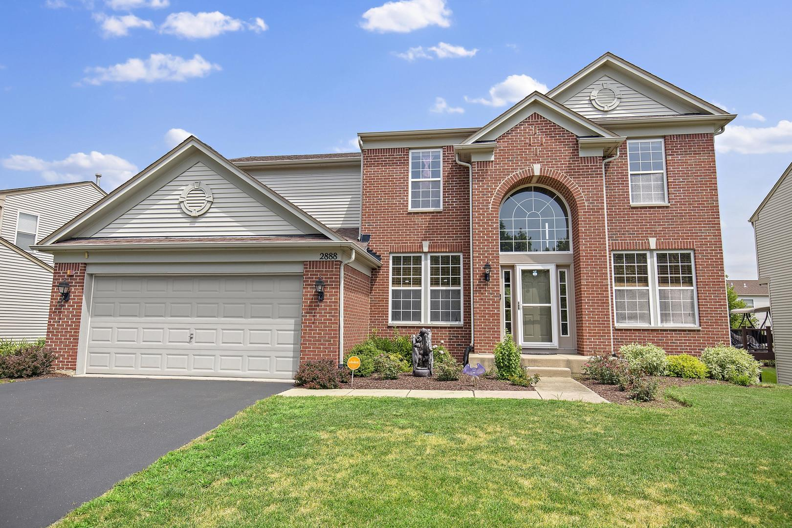 2888 DARTMOUTH Lane, West Dundee, IL 60118 - #: 10801351
