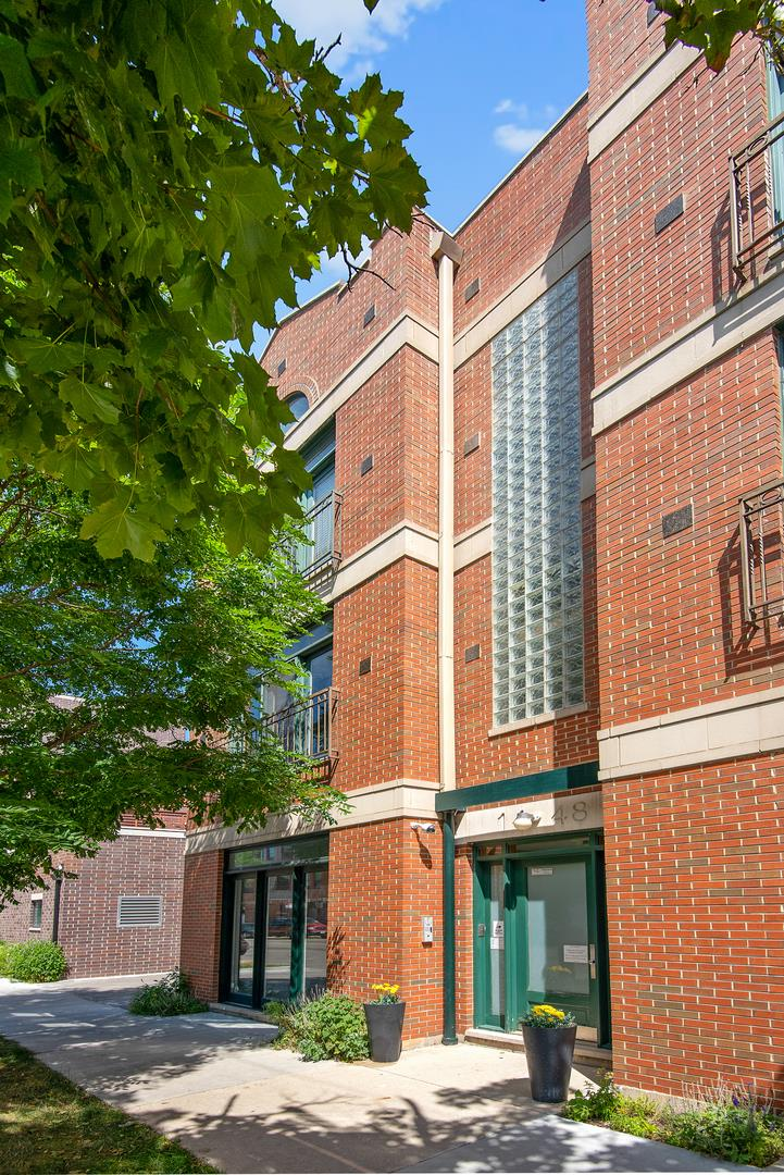 1448 W Montrose Avenue #2W, Chicago, IL 60613 - #: 10827355