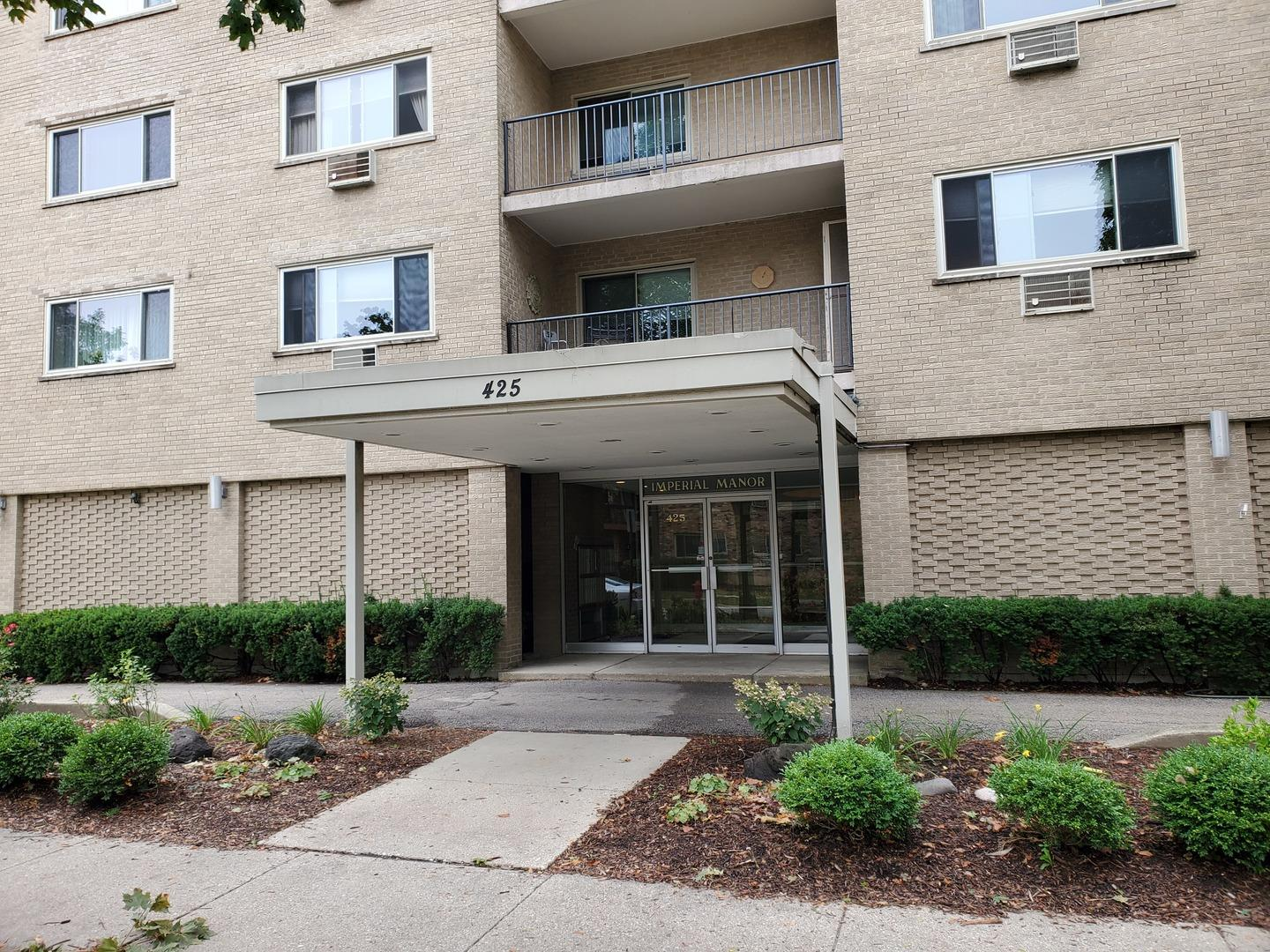 425 Home Avenue #3G, Oak Park, IL 60302 - #: 10854355