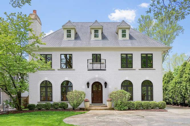 512 S Lincoln Street, Hinsdale, IL 60521 - #: 10813358