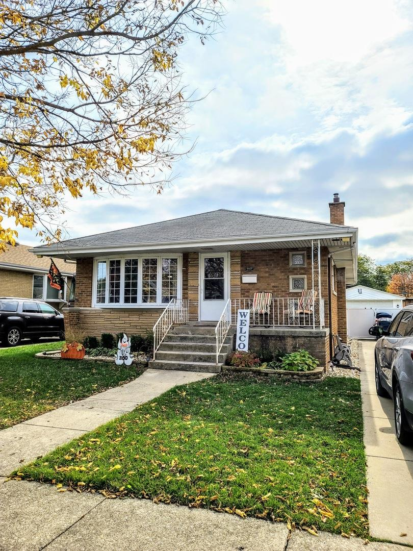 4609 W 100th Place, Oak Lawn, IL 60453 - #: 10912359