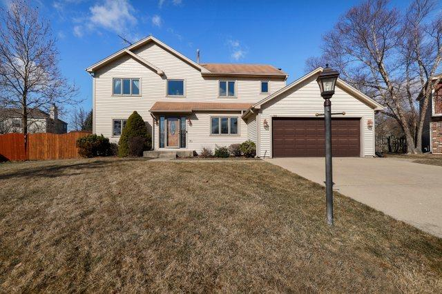 22 Larkspur Lane, Streamwood, IL 60107 - #: 10650360