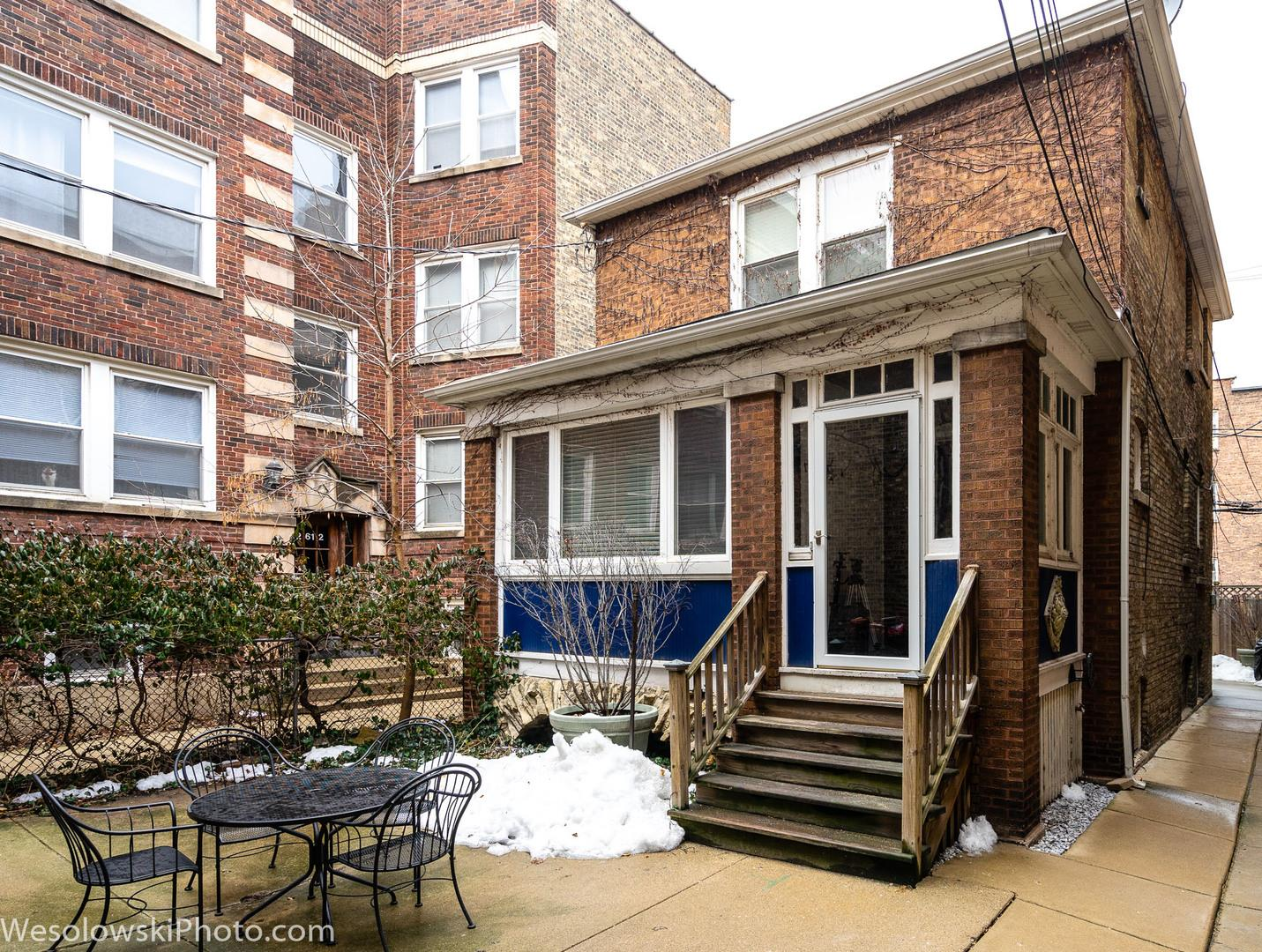 2608 W MONTROSE Avenue #0, Chicago, IL 60625 - #: 10680360